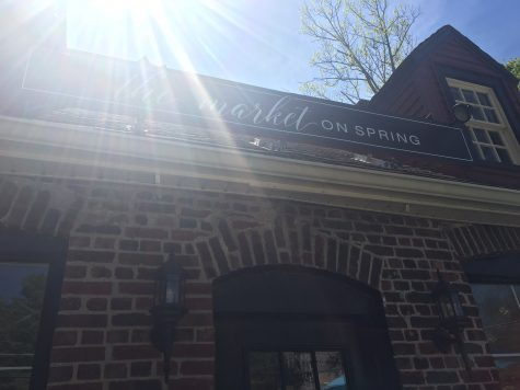 Food Review: The Market on Spring