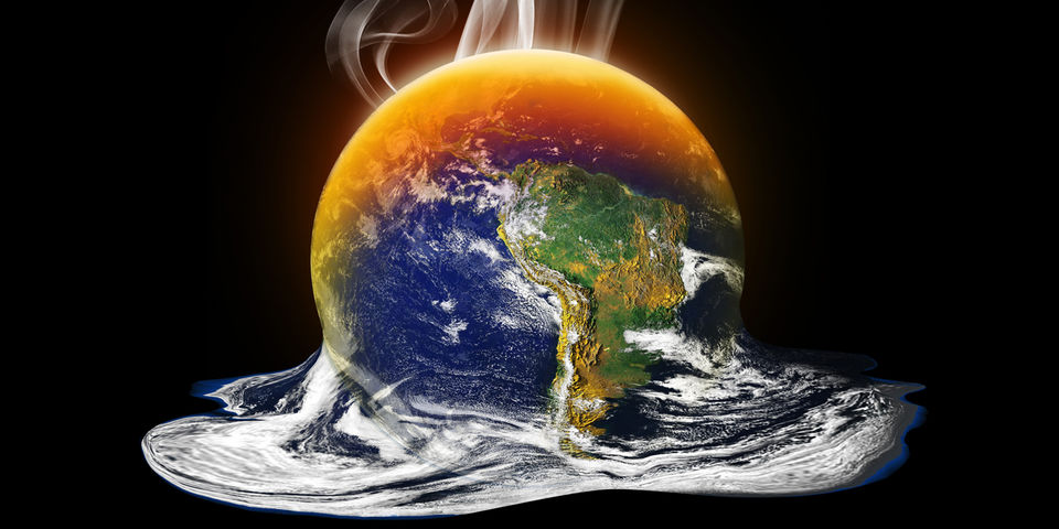 The FOCUS : Global Warming and Earth