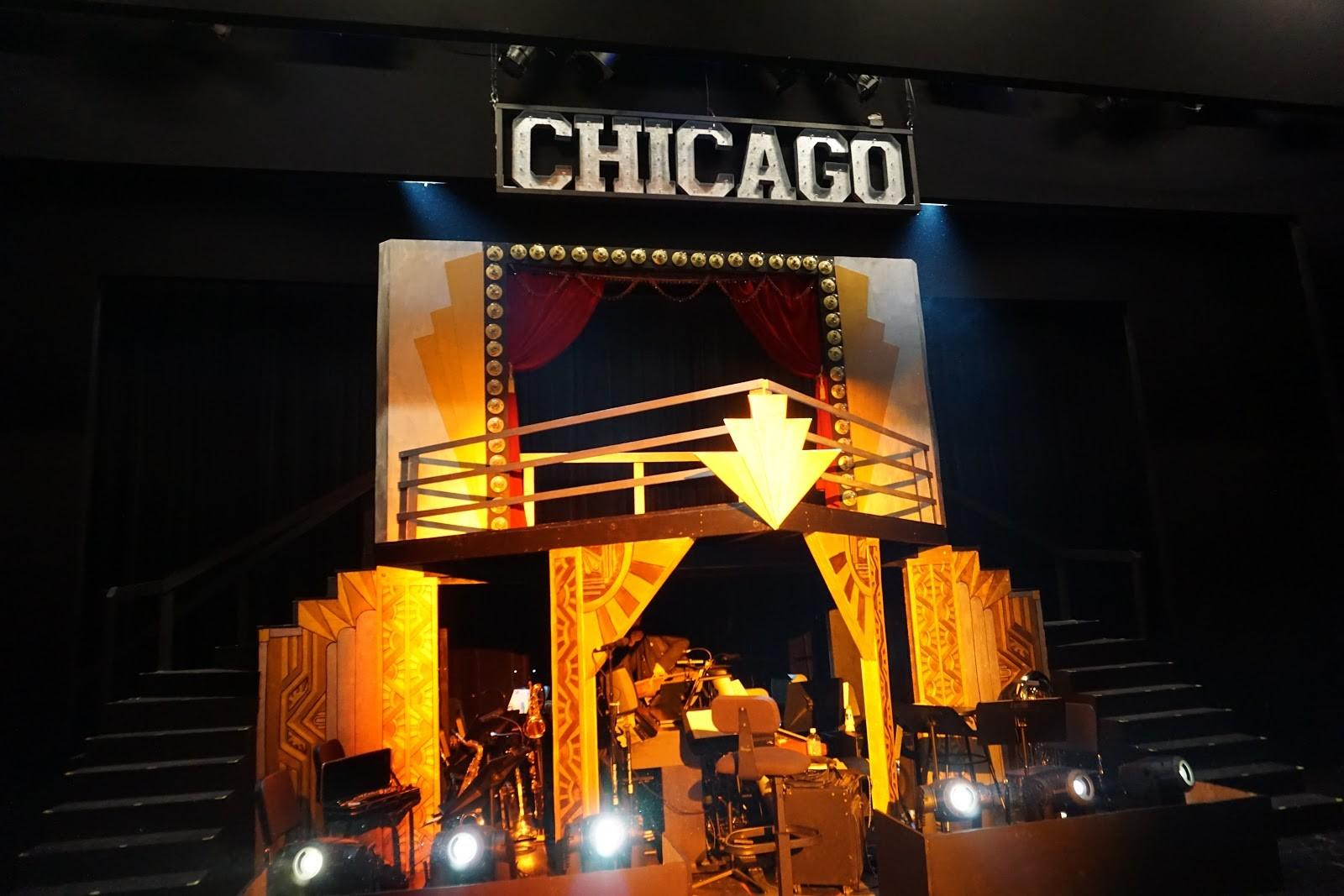 The+Finished+Chicago+set+after+Opening+Night.