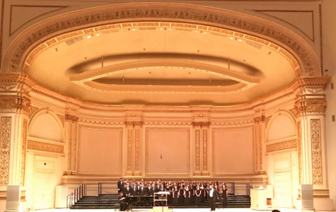 Practice Made Perfect at Carnegie Hall