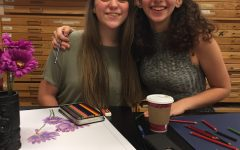 Humans of John Jay: Sarah Siegel and Audrey Metz