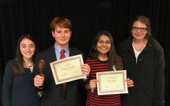 Five John Jay Students Win Awards at Boston Model United Nations Conference (BosMUN)