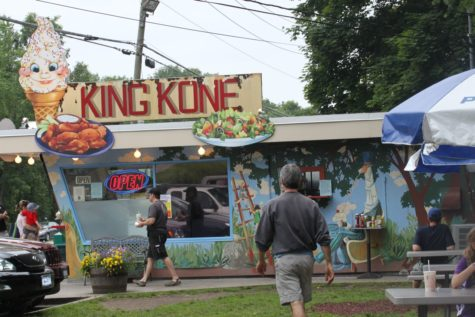 We All Scream for King Kone Ice Cream