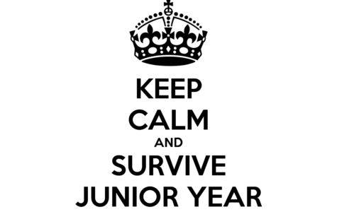 Three Tips to Survive Junior Year