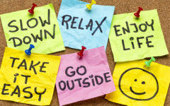 How to Manage Stress at This Time of Year