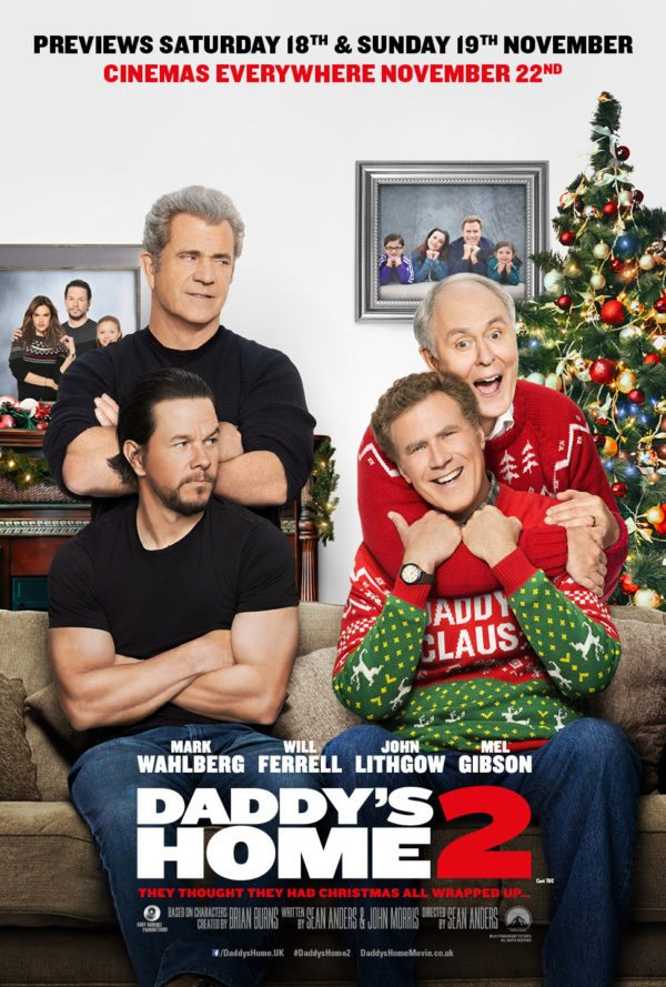 Daddy\'s Home 2: Movie Review – The FOCUS