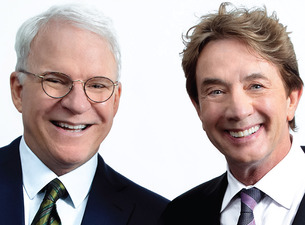 Steve Martin and Martin Short in An Evening You Will Forget for the Rest of Your Life