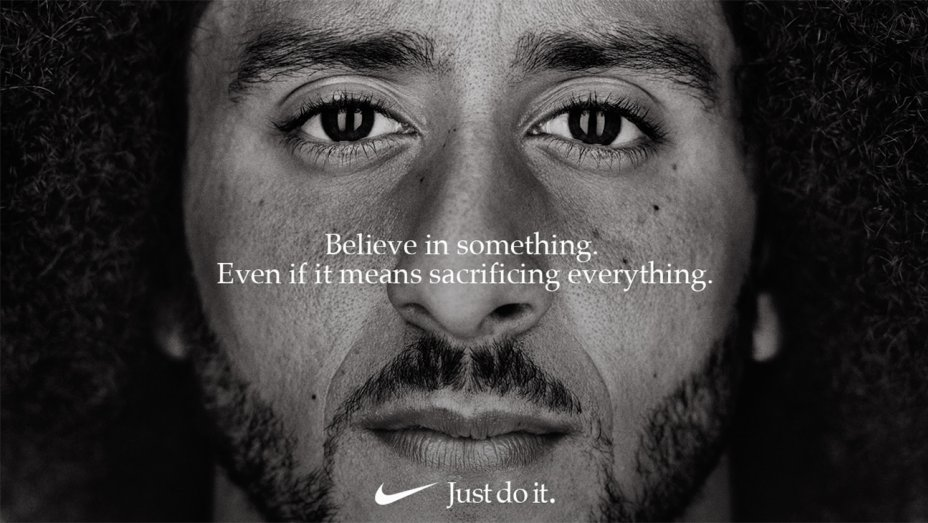"Colin Kaepernick Being Featured in Nike's ""Just Do It"" Campaign"