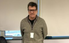 Humans of John Jay: Mr. Friedman