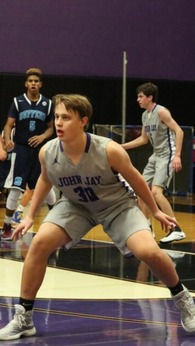 Men's Basketball Game Review: John Jay vs. Lakeland