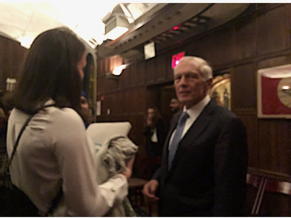 NYC Climate Week 2018: The Voice Behind Youth Empowerment in the Words of General Wesley K. Clark