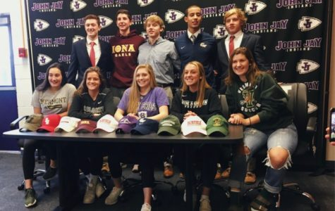 A Closer Look at JJ's D1 Athletic Commits