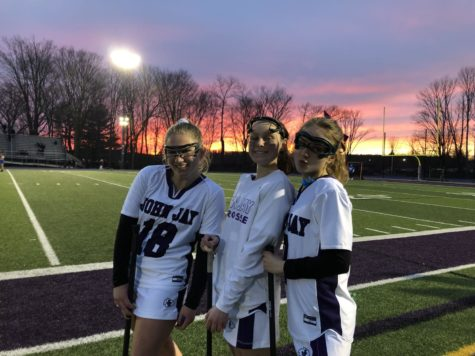 Women's Lacrosse Is Off To A Hot Start