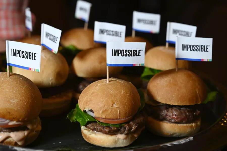 Impossible+Foods