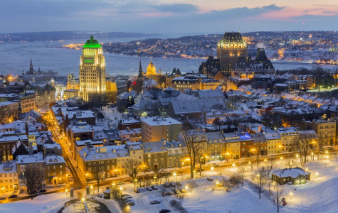 French Class of 2021 Takes a Trip to Québec